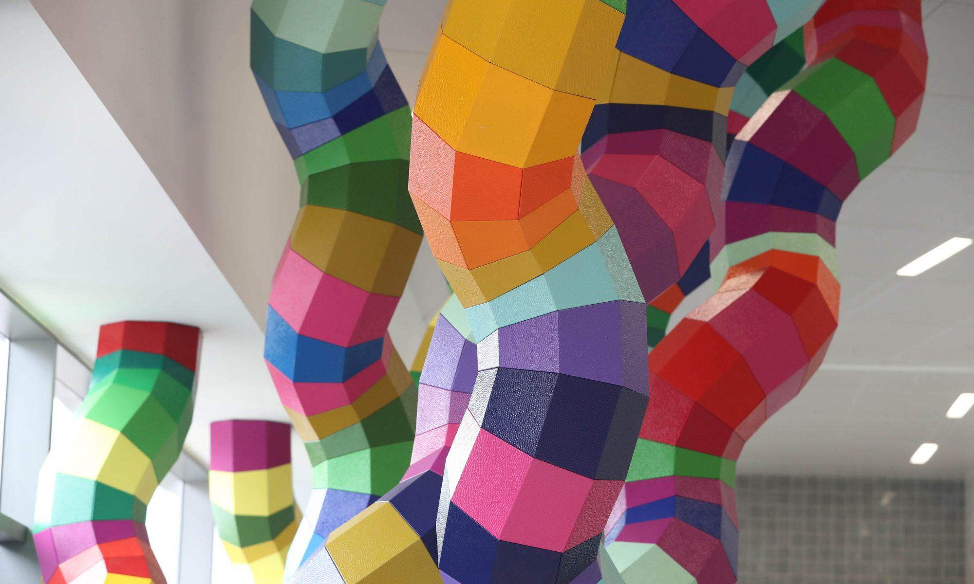 GUT FLORA - A Public Art Sculpture